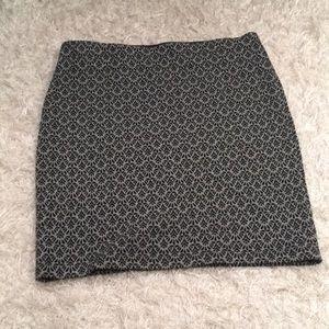 Super soft mini skirt